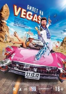 Bilet na Vegas - Poster / Capa / Cartaz - Oficial 2
