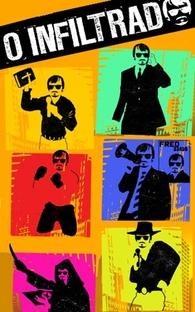 O Infiltrado (2ª Temporada)  - Poster / Capa / Cartaz - Oficial 1
