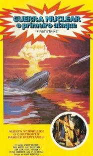 Guerra Nuclear - O Primeiro Ataque - Poster / Capa / Cartaz - Oficial 1