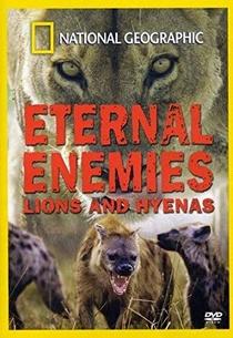 National Geographic - Os Leões e as Hienas - Poster / Capa / Cartaz - Oficial 2