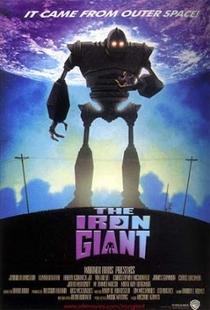 O Gigante de Ferro - Poster / Capa / Cartaz - Oficial 13