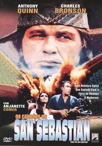 Os Canhões de San Sebastian  - Poster / Capa / Cartaz - Oficial 2