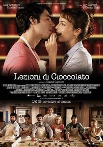 Lições de Chocolate - Poster / Capa / Cartaz - Oficial 1