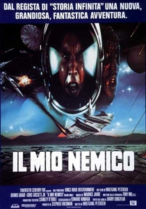 Inimigo Meu - Poster / Capa / Cartaz - Oficial 3