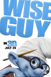 Os Smurfs - Poster / Capa / Cartaz - Oficial 13