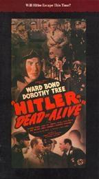 Hitler--Dead or Alive - Poster / Capa / Cartaz - Oficial 2