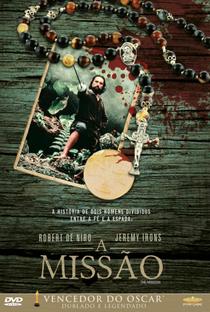 A Missão - Poster / Capa / Cartaz - Oficial 8