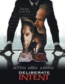 Deliberate Intent - Poster / Capa / Cartaz - Oficial 1