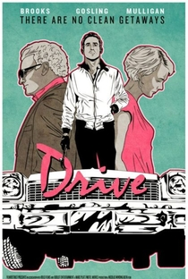 Drive - Poster / Capa / Cartaz - Oficial 5