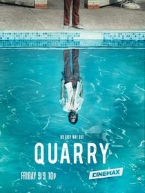Quarry (1ª Temporada) - Poster / Capa / Cartaz - Oficial 1