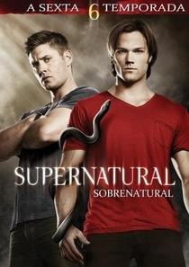Sobrenatural (6ª Temporada) - Poster / Capa / Cartaz - Oficial 4