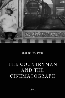 The Countryman and the Cinematograph - Poster / Capa / Cartaz - Oficial 1
