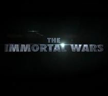 The Immortal Wars  - Poster / Capa / Cartaz - Oficial 1