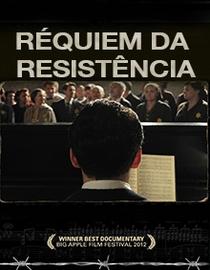 Réquiem da Resistência - Poster / Capa / Cartaz - Oficial 2