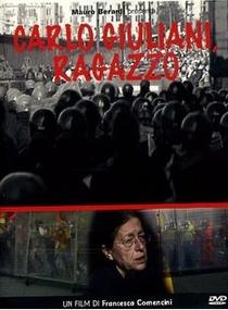 Carlo Giuliani, Boy - Poster / Capa / Cartaz - Oficial 1