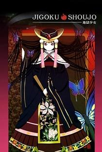 Jigoku Shoujo (3ª Temporada) - Poster / Capa / Cartaz - Oficial 1