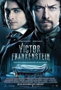 Victor Frankenstein - Poster / Capa / Cartaz - Oficial 6