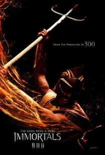 Imortais - Poster / Capa / Cartaz - Oficial 5
