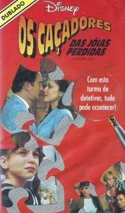 Os Caçadores das Jóias Perdidas - Poster / Capa / Cartaz - Oficial 1