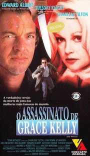 O Assassinato de Grace Kelly - Poster / Capa / Cartaz - Oficial 1