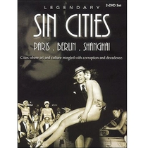 Legendary Sin Cities - Poster / Capa / Cartaz - Oficial 1