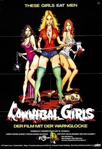 Cannibal Girls - Poster / Capa / Cartaz - Oficial 4