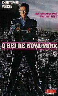 O Rei de Nova York - Poster / Capa / Cartaz - Oficial 5