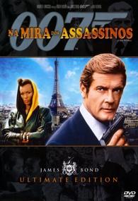 007 - Na Mira dos Assassinos - Poster / Capa / Cartaz - Oficial 2