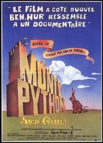 Monty Python em Busca do Cálice Sagrado - Poster / Capa / Cartaz - Oficial 5