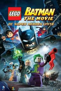 Lego Batman - O Filme, Super Heróis se Unem - Poster / Capa / Cartaz - Oficial 1