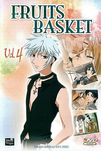 Fruits Basket - Poster / Capa / Cartaz - Oficial 26