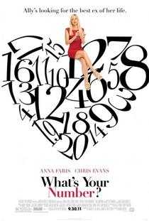 Qual Seu Número? - Poster / Capa / Cartaz - Oficial 2