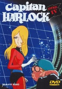 Capitão Harlock - Poster / Capa / Cartaz - Oficial 6