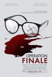 Operação Final - Poster / Capa / Cartaz - Oficial 3