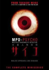 MPD Psycho - Poster / Capa / Cartaz - Oficial 1