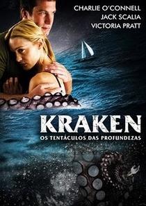 Kraken - Os Tentáculos das Profundezas - Poster / Capa / Cartaz - Oficial 2