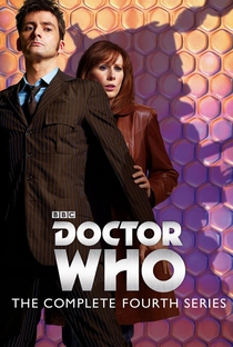 Doctor Who (4ª Temporada) - Poster / Capa / Cartaz - Oficial 1