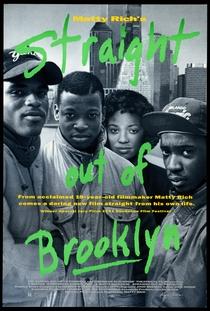 Fugindo do Brooklyn - Poster / Capa / Cartaz - Oficial 2