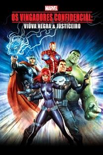 Vingadores Confidencial: Viúva Negra e Justiceiro - Poster / Capa / Cartaz - Oficial 2