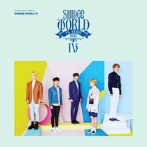 Shinee World IV - Poster / Capa / Cartaz - Oficial 1