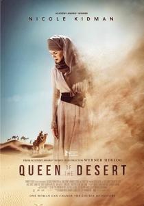Rainha do Deserto - Poster / Capa / Cartaz - Oficial 2