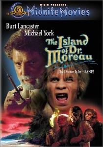 A Ilha do Dr. Moreau - Poster / Capa / Cartaz - Oficial 3