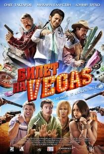 Bilet na Vegas - Poster / Capa / Cartaz - Oficial 1