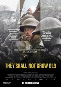 They Shall Not Grow Old - Poster / Capa / Cartaz - Oficial 1