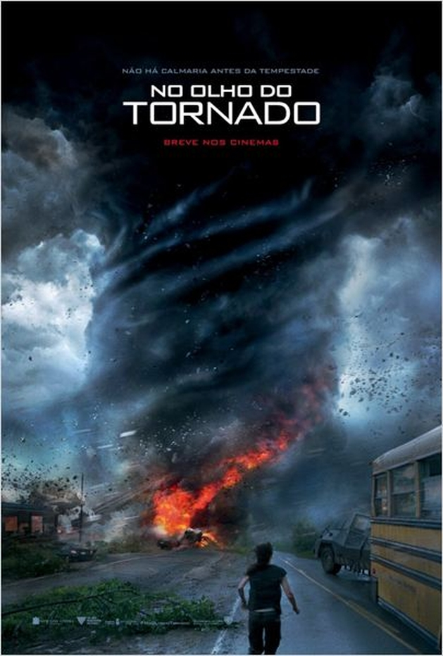 No Olho do Tornado (Into the Storm) - Crítica