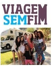 Viagem Sem Fim   3ª Temporada - Poster / Capa / Cartaz - Oficial 1
