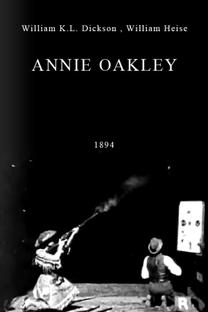 Annie Oakley - Poster / Capa / Cartaz - Oficial 1