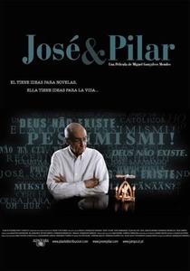 José e Pilar - Poster / Capa / Cartaz - Oficial 3