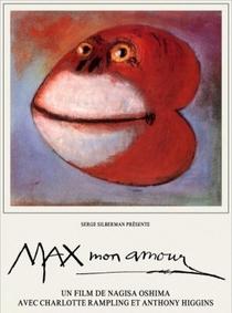 Max, Meu Amor - Poster / Capa / Cartaz - Oficial 1