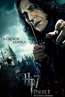 Harry Potter e as Relíquias da Morte - Parte 1 - Poster / Capa / Cartaz - Oficial 16